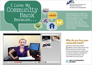 Community Banks In View Series Larry King Show Topics