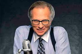 In View TV Series Larry King